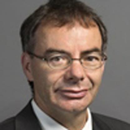 Rektor Thomas Bieger